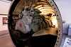 X-24 Midget submarine engine room