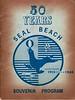 Seal Beach 50 Years Souvenir Program 001