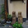 韓国風石像