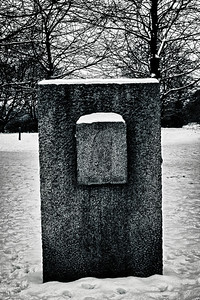 Hiroshima memorial stone  creativecommons - by-nc-nd