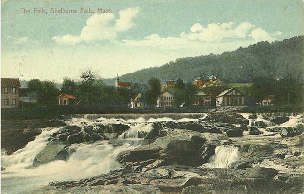 Shelburne Falls The Falls