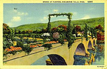 Shelburne Bridge of Flowers