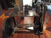 源蔵が使った足踏み式旋盤。