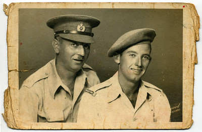 Shayke Lederman WWII album