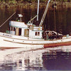 Alaskan,Built 1935 Olaf Barstad Seattle,Fred Gunderson,Bruce Peterman,Larry Dontos,