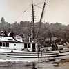 Sierra Madre Built 1948 Seattle By Harold Hansen  Later Names Christy Mona Lisa Ocean Spirit  Zathka Owners R B Sebastian Nakat Packing  New England Fish Frank Wallace  Jan Lunde Aaron Kesterson