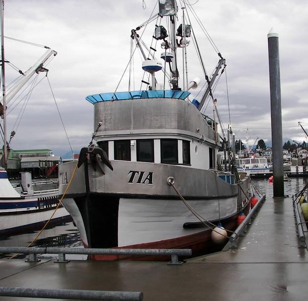 Tia,Inez M,My Ann,Built 1949 Tacoma Boat,D W Mordhorst,Andrew Hanson,Alvin Crayne,Rob Swanson,Clifford MacDonald,Petersburg