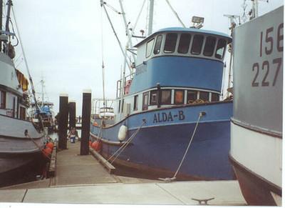 Alda B  Built 1946 Seattle  Leonard Botten  Mike Solomon  Brian Rooney  Erling Carlson