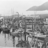 Petersburg harbor, 1929. Odin built 1914 Seattle; owners Thomas Lando.