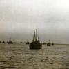 1939 Point Roberts,Salmon Seine Fleet Waiting For Opener,Rough Rider,John Zitkovich,Carl Zitkovich,Tom Nizich,