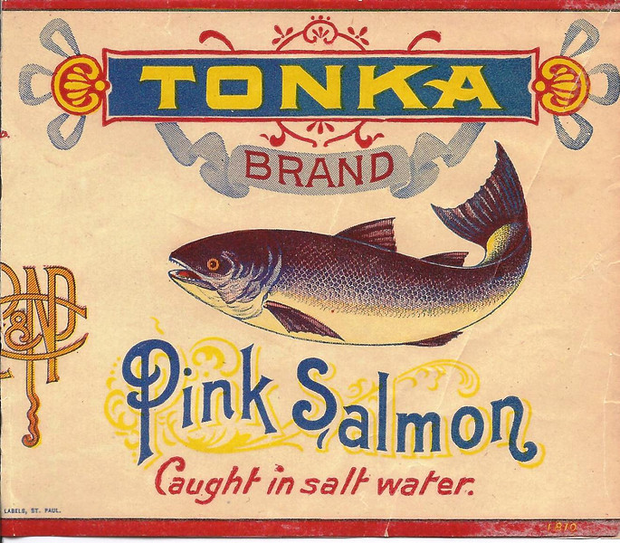 Tonka Brand,Pink Salmon,