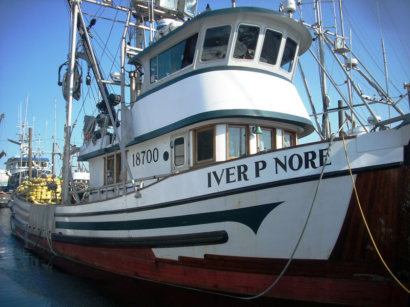Iver P Nore,Built 1959 John Hansen  Wrangell,Ingvald Nore,Frank Warfel,James Waltz,William Bowman,