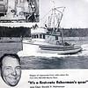 Crest  Built 1946 Seattle  E S Berg  Gerald Holmstrom  Ward Cove  Packing  Rocky Ertzberger   D16000 Cat