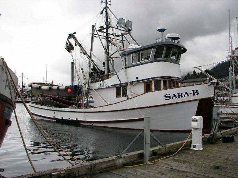 Sara_B,Built 1962 George Jacobsen Seattle,Harold Haynes,Danny Haynes,Columbia Wards,Named After Sara Brindle,