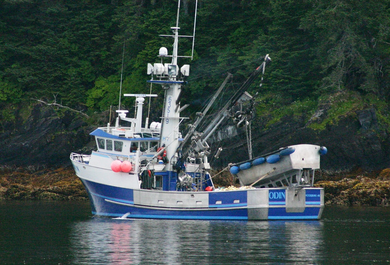 Odin,Built 1991  Hansen Boat,Mark Severson,Pic Taken Alaska 2006,
