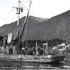 Alaska Seiner Built World War II Used For Coastal Patrol  Vessels sold to Fishermen after the War Pic Taken  Sitka