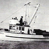 Sea Comber  Built 1945 Gig Harbor  Robert Crawford  S Arion Lewis Jr  Seymour Rubin  Harold  Bainter  Charles Blanchard