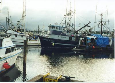 baranof_Queen,Built 1968 Western Boat Tacoma,Carl Kerr,Ken Engblom,Brad Jensen,