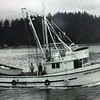 Haida Queen  Built 1963 Marine View Tacoma  Hydaburg Coop  William  Wallace  Harold James  Joseph Mantua