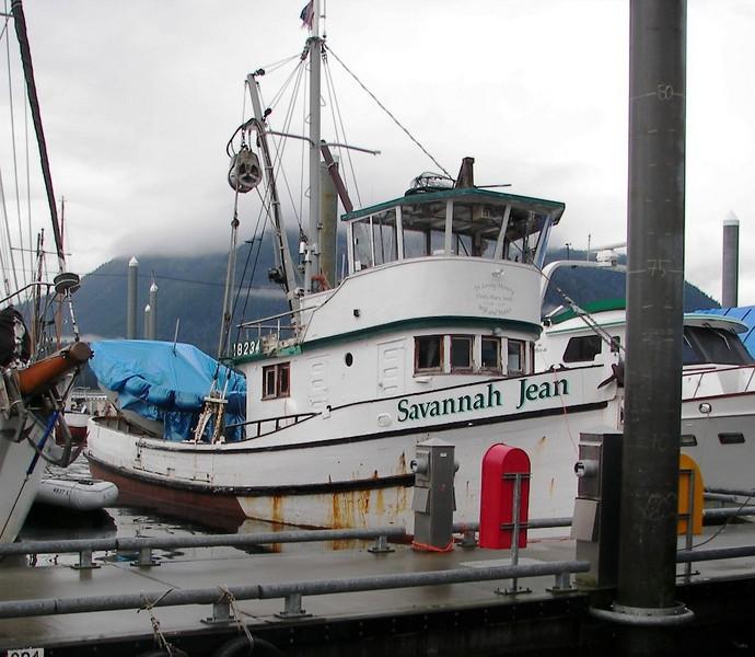 Savannah_Jean,Mark R,Cypress,Built 1947 Sagstad Seattle,Greg Smith,