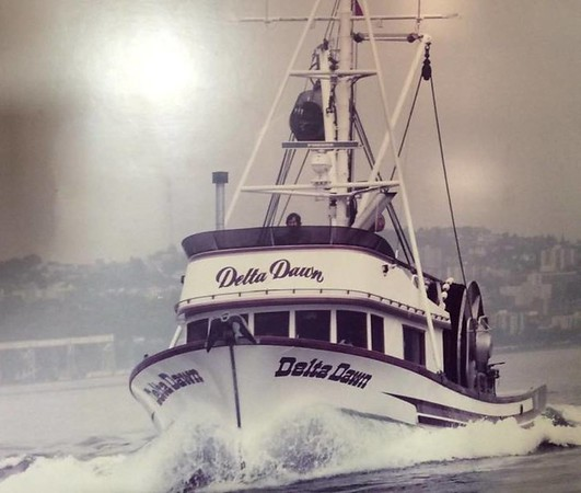 Delta Dawn  Built 1979 Seattle Ronald Hanson  Holy Hanson Edward Dunn Marty Chevalier Robert Cameron