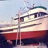 John David  Cape Fairweather  Built 1971 South Bend Washington  Owners  Richard  Dick  Branshaw  Thomas Branshaw