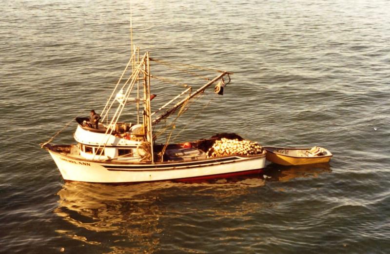 Sheryl Ann,Built 1976 Delta Seattle,Greg Deane,Ken Jones,