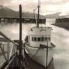 Arrow Built Mary  Later Blue Peter  Later Courser Built  1923 Houghton Wash  Walter Graves  Feb 24 1950 Burned Off East Coast Mary Island Alaska