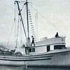 Pacific 2  Karen Rae  Built 1963 Starlet Boat Tacoma  Pic Taken 1963  John Breskovich  Larry Dontos  Barrett Monsaas  Dan Majors