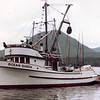 Ocean Queen,Viking Maid,Teasha,Built 1952 Harold Hansen,Don Hansen,Russell Cockrum,Randall Dobrydnia,