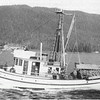 New Zealand  Good Tidings  Built 1931  Seattle  Owners   Superior Packing  Later   George  Moskovita  Dome Moskovita  Samuel Johnson  Pic Taken 1931  One of the Pioneering boats Dragging Late 30's and early 40's