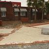 Machen Square East Renovation - Brunswick, Georgia - Signature Squares Stone Project 03-29-11