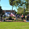 Queens Square Renovation by Signature Squares Re-Dedication of Liberty Tree by Daughters of the American Revolution 11-10-16
