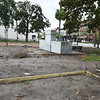 SIgnature Squares of Brunswick, Georgia Renovation of Queens Square West after Hurricane Hermines 09-02-16
