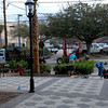 East Side Jekyll Square Renovation by Signature Squares in Downtown Brunswick, Georgia fronted by Julie Hunter