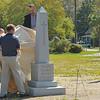 Wright Square Dedication in Brunswick, Georgia Glynn County 03-31-14
