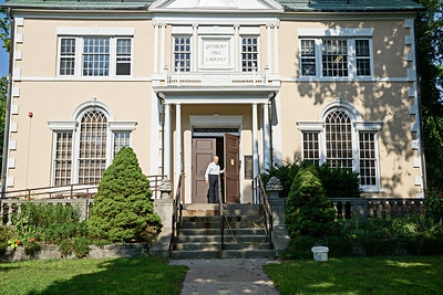 Simsbury Free Library_Aug. 27, 2014