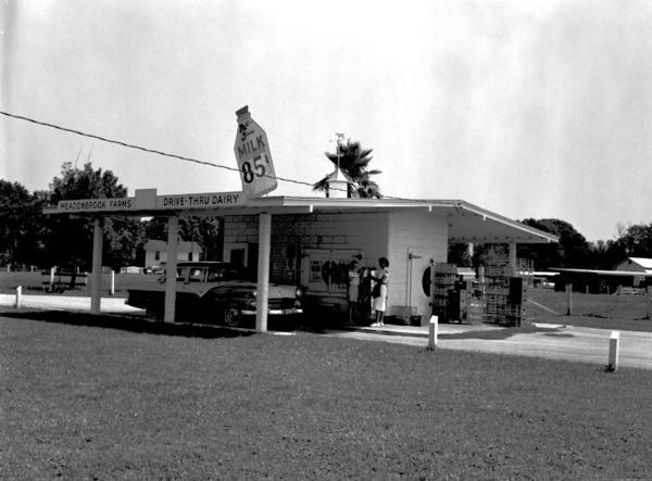 "Image of Meadowbrook Farms courtesy of the University of Florida. <a href=""http://ufdc.ufl.edu/UF00045792/00001/1x"">http://ufdc.ufl.edu/UF00045792/00001/1x</a>"