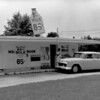 """One of the retail stores operated by Meadowbrook Farms. July, 1960. Courtesy of the University of Florida at <a href=""""http://ufdc.ufl.edu/UF00045789/00001"""">http://ufdc.ufl.edu/UF00045789/00001</a>"""