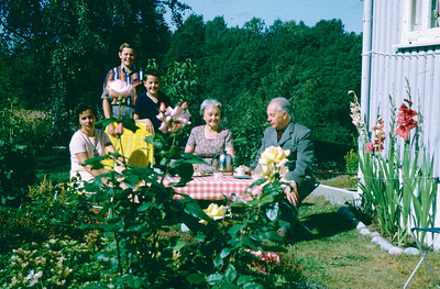 Ørnulf hos familien Ebeltoft