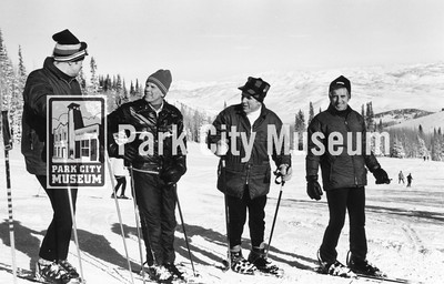 Touring ski facilities, ca.1970s (Image: digi-7-53, Mel Fletcher Digital Collection)