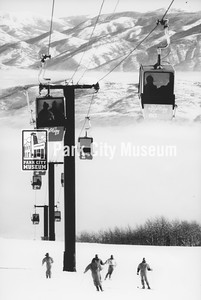 Park City Mountain Resort, ca.1980s (Image: 1999-4-88, Park City Mountain Resort Collection)