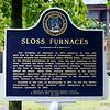 Sloss Furnaces Sign
