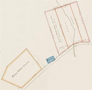 1866, Solano Canyon & Calvary Cemetery