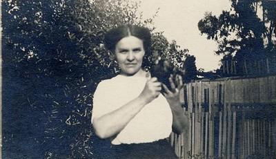 1861-1949, María Agustina Solano Bouett