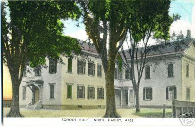 North Hadley School House