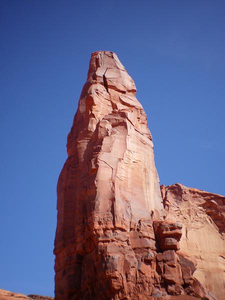 Spear Point, Monument Valley, UT