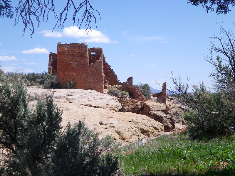 Medieval Castles at Hovenweep, UT