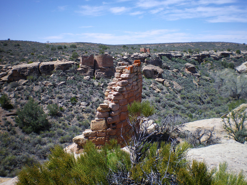 Medieval Castles at Hovenweep, UT