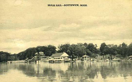Brass Rail Southwick
